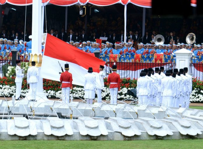 the Indonesia Independence Day